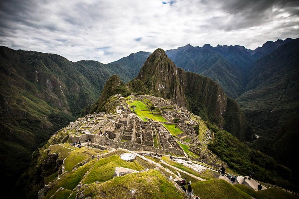 Vista desde el Machu Picchu 10_8